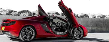 butterfly doors which supercars use gas struts