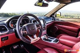 jeep cherokee 2018 interior 2018 jeep grand cherokee trackhawk gallery carguideme