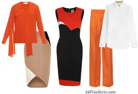 do the colors purple gray match well in clothes fashion how to wear orange 7 color combinations to get you started this