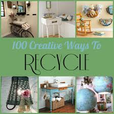 100 recycling ideas for home decor awesome recycling