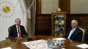 The Presidential Cabinet Turkey U0027s Prime Minister Reshuffles Cabinet