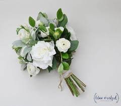 wedding flowers eucalyptus wedding flowers wedding bouquet white bouquet eucalyptus blue