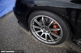 subaru factory wheels track day wheels who u0027s running what speedhunters