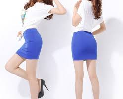tight skirts fashion women girl mini skirt stretch tight fitted in skirts