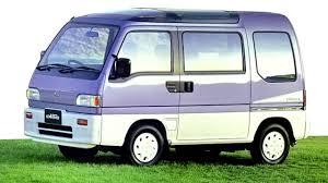 subaru minivan subaru sambar dias ii super charger sunsunroof kv3kv4 u002709 1992 u201310