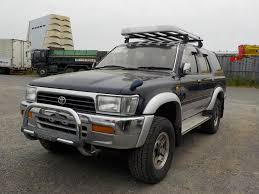 toyota surf car japanese used cars exporter dealer trader auction cars suv