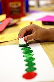 balloon painting hungry caterpillar craft for kids fun kids
