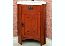 Cloakroom Corner Vanity Unit Vigo Left Hand Corner Combination Unit With Black Basincompact
