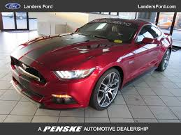 2016 ford mustang 2016 used ford mustang 2dr fastback gt at landers ford serving