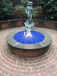 Firepit Glass Glass Stones For Pit Pit Ideas