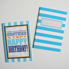 Brother Design Cards Brother U0027 Birthday Card By Dimitria Jordan Notonthehighstreet Com