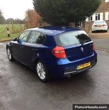 bmw 120d m sport 2008 used 2008 bmw 1 series 120d m sport for sale in croydon pistonheads