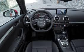 2013 audi a3 euro spec hatchback first drive motor trend