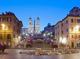 spanische treppe in rom rom reiseführer spanische treppe schwarzaufweiss