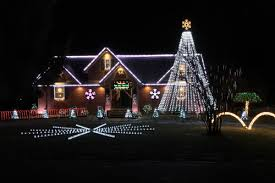 see christmas light displays in northeast ohio