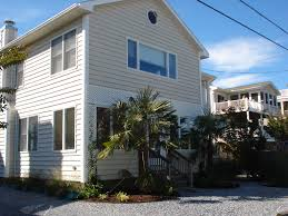 ocean side vacation rental delaware beach property 116 hollywood
