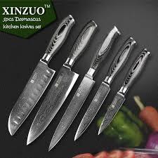 japanese folded steel kitchen knives japanese damascus kitchen knives dayri me