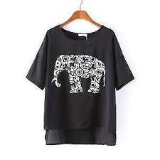 elephant blouse elephant shirt ebay