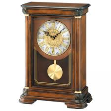 clockway seiko emperor wood chiming mantel clock gsk4670