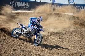 motocross pro riders test the 2018 yamahas motohead