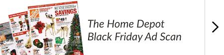 black friday doorbuster home depot home depot black friday 2016 ad posted blackfriday fm