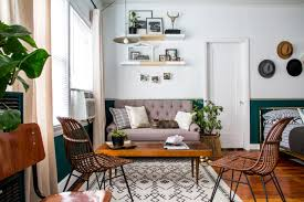 12 clever ideas for laying out a studio apartment hgtv u0027s