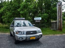 2005 subaru forester 2005 sg crystal gray cgm subaru forester finger lakes national