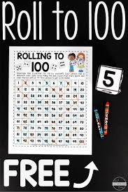 free count to 100 math game