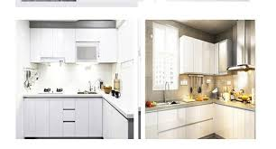 Kitchen Cabinet Contact Paper Glossy Pvc Waterproof Self Adhesive Wallpaper For Kitchen Cabinet