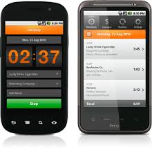 android tracker introducing android time tracker for harvest harvest