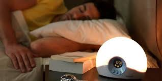 best light alarm clock best sunrise alarm clocks uk sunny clocks
