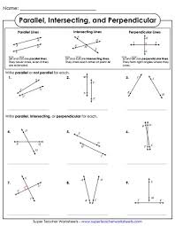 lines rays and line segments worksheets lines line segments rays geometry worksheets