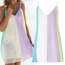 womens summer dresses ebay