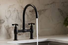attractive bridge faucet for kitchen about home decorating plan