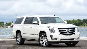 what year did the cadillac escalade come out 2015 cadillac escalade review autoevolution