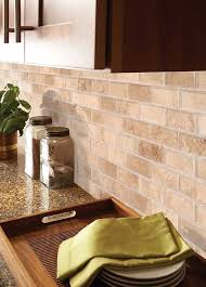 Kitchen Backspash Best 25 Travertine Backsplash Ideas On Pinterest Beige Kitchen