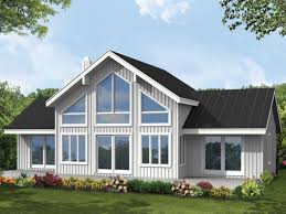Front Sloping Lot House Plans House Plans Canada With Photos Webshoz Com