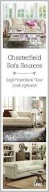Home Decorators Gordon Sofa Pottery Barn Chesterfield Sofa Review And Lower Cost Alternatives