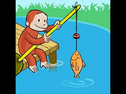 curious george fishing george cartoons episode