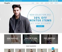 free muse template 20 best muse ecommerce templates