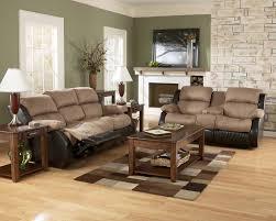 Reclining Living Room Set Cocao Reclining Sofa Set Signature Design By Furniture
