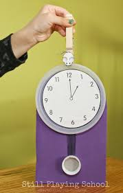 hickory dickory dock clock craft u0026 time telling activity for kids