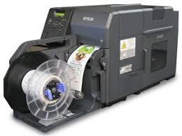 epson label printers vivid data group