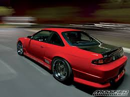 red nissan car 1998 nissan 240sx red rocket photo u0026 image gallery