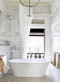 Marble Tile For Bathroom The Property Brothers U0027 Bathroom Ideas On A Budget Mydomaine