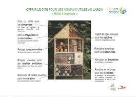 Construire Jardin D Hiver Abri à Insectes Hôtel Cabane Refuge Gîte Maison à Insectes