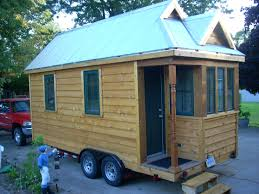 Trailer Houses by Download Building A Tiny House On A Trailer Zijiapin