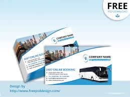 travels business card mockup psd template free psd design