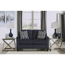 Wolf Furniture Outlet Altoona by Loveseat With Nailhead Studs By Benchcraft Wolf And Gardiner