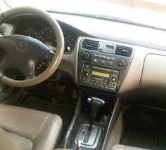 2002 silver honda accord 2002 honda accord registered for sale call 07032828146 autos